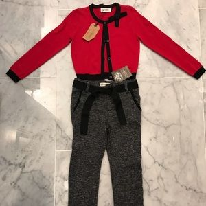 NWT 5T Girls boutique outfit